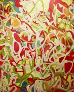 """Saatchi Art Artist Steven Miller; Painting, """"Dream No. 212b"""" #art"""