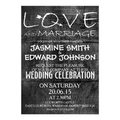 Black White Ribbon Stationery Personalized Invites