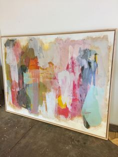 """Figure out more details on """"contemporary abstract art painting"""". Visit our web site. Contemporary Abstract Art, Modern Art, Colorful Abstract Art, Contemporary Artists, Painting Inspiration, Art Inspo, Design Art, Web Design, Canvas Art"""