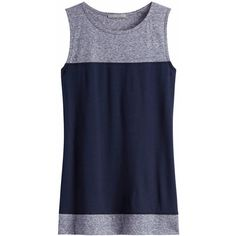 Stitch Fix - the color blocking on this makes it more than just a basic tank top which I love.
