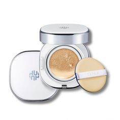 O Hui / Cover Moist CC Cushion:  This advanced cushion foundation provides improved coverage for radiant, glowing skin.