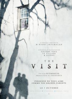 The Visit - Movie Posters The Visit Movie, Love Movie, Movie Tv, Movie Shelf, Peliculas Audio Latino Online, Peliculas Online Hd, Best Horror Movies, Scary Movies, Ghost Movies