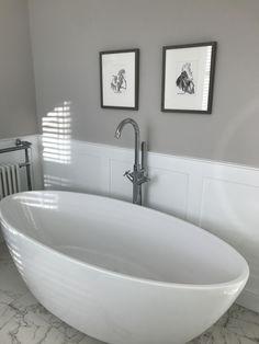 The Renovation of Millwater Part III Bathroom Design Small, Bathroom Interior Design, Bathroom Designs, Bathroom Inspiration, Interior Inspiration, Bathroom Inspo, Bathroom Ideas, 1930s House, Beautiful Bathrooms