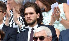 Decoding Kit Harington's Wimbledon locks: celebrity haircuts as spoiler alerts   Television & radio   The Guardian