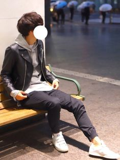 LIDnMのライダースジャケット「ラムレザーダブルライダース」を使ったとっしーのコーディネートです。WEARはモデル・俳優・ショップスタッフなどの着こなしをチェックできるファッションコーディネートサイトです。