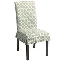 Dana Navy Chair Slipcover Navy Slipcovers And Chairs
