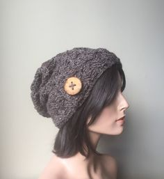 68ef8bee00e Excited to share the latest addition to my  etsy shop  Crochet Hemp Wool  Slouchy