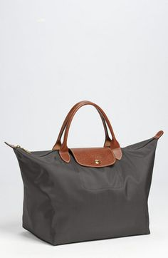 Longchamp 'Le Pliage - Medium' Tote available at #Nordstrom $115.00 i see so many people with these now!!