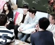 Byun 'my hand on ur inner thigh is v v casual' Baekhyun