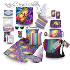 My Butterfly Paradise Collection