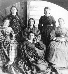 Fredericksburg civil war era fashion