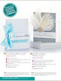 Wedding cards!