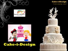 Welcome to Cake-i-Design, the latest Online Cake Designing Tool!