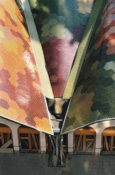 SANTA CATERINA MARKET | Miralles Tagliabue EMBT | Photo: Alex Gaultier | Archinect