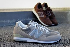 #newBalance 996 revlite Grey #Sneakers