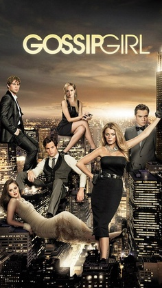 Gossip Girl Final Season, this will still always be one of my favs!