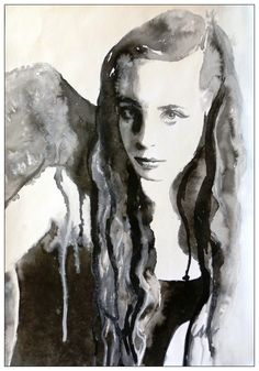 Angel by Lana #Khavronenko