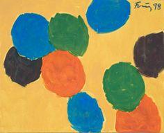 """""""LC 1936"""" Exposición de Günther Förg  hasta el 31 de octubre de 2012 en Galería Heinrich Ehrhardt"""