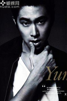 TVXQ - GQ Magazine March Issue '11
