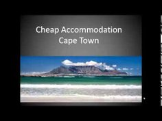 Cheap Accommodation, Cape Town, City, Beach, Water, Outdoor, Beautiful, The Beach, Seaside