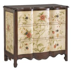 I pinned this Fleurie Chest from the Pulaski event at Joss and Main!