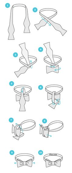 How To Tie A Bow Tie | Ties.com