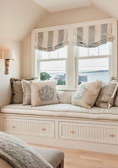 варианты коротких штор для комнат