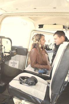 Aviation inspired engagement shoot. #aviation #wedding #engagementpictures #airport #photoshoot #engagement #airplane #cessna #weddingpictures #weddingphotoshoot #engagementring #couple #couplespictures