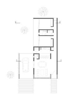Casas Catalinas,Planta - casa 02