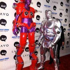 Hollywood Halloween Costumes