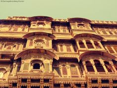 Jodhpur, Rajasthan.  Be a Tourist in Your Own City - The Vagabond Wayfarer
