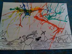 Imagine Explore Create: - Tim Burton style lesson, love it! Tim Burton, Amazing Drawings, Art Activities, Gel Pens, Scary, Presents, Ink, Explore, Create