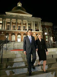 ann and mitt romney   Mitt Romney through the years   masslive.com