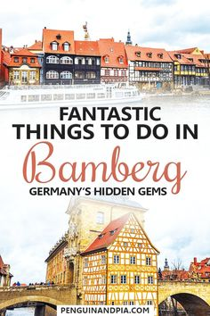 There are lots of great things to do and explore in Bamberg, a hidden gem in Northern Bavaria, Germany. From trying smokebeer to visiting beautiful century old attractions - here are our top (insider) tips for visiting the city! #germany #europetravel #traveltips #insidertips