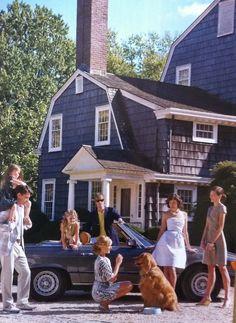 Preppy Family, Estilo Ivy, Les Hamptons, New England Prep, Ivy League Style, Estilo Preppy, Slim Aarons, Old Money, Preppy Style