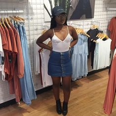 Our loyal customer looks amazing in the Stripe Micromesh Sofia Bodysuit… Black Women Fashion, Love Fashion, Fashion Looks, Womens Fashion, Lit Outfits, Summer Outfits, Fashion Killa, Everyday Look, Swagg
