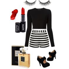 A fashion look from March 2015 featuring Proenza Schouler sweaters and Forever New shorts. Browse and shop related looks.
