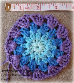 Granny Mini Mandala