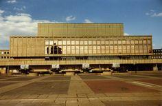 Gera, Haus der Kultur, DDR