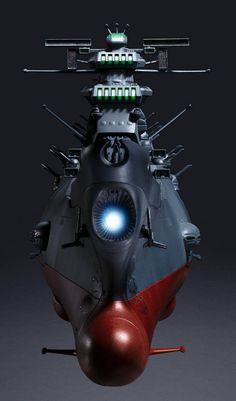GX-64 Space Battleship Yamato 2199