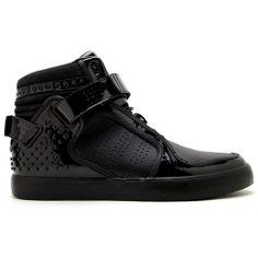 adidas adi-rise...black on black on black...