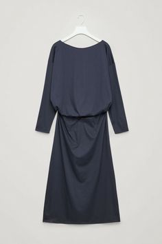 caf1d50ab Blue Dress from Ebay UK - Blue Dress ideas #BlueDress #BlueDresses COS NAVY  BLUE