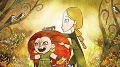 "AnimationPeru: Tráiler de ""Wolfwalkers"" de Tomm Moore"