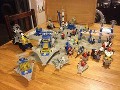 Space Lego by GavinBell, via Flickr