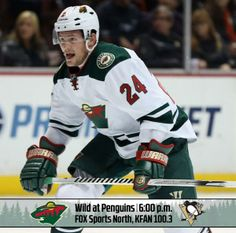 Puck drop is less than 2 hours away! #mnwild