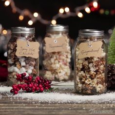 Turn ordinary popcorn into a festive treat with just a few sweet ingredients.