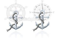 Tattoo Ideas on a Nautical Theme
