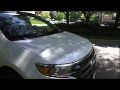 2013 Ford Edge Sport AWD Walkaround, Exhaust, Review, Test Drive
