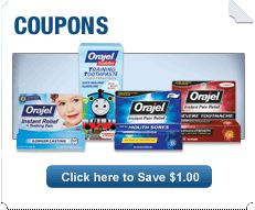 Coupons for Orajel Products