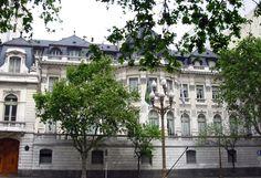 Embajada de Brasil, Buenos Aires.